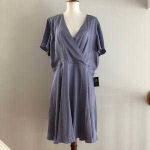 Express Empire Waist Dress 16